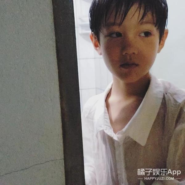 这个六岁小男孩,长大后肯定是人间少女杀手
