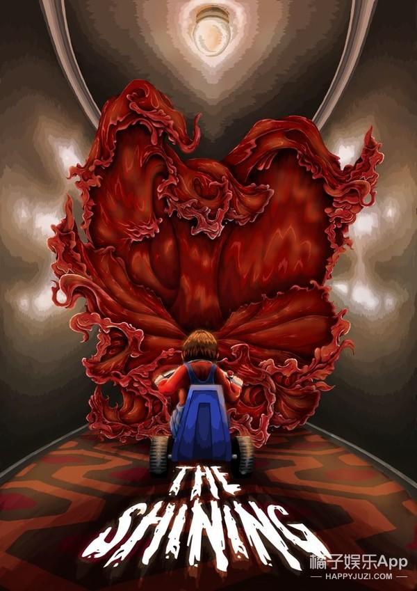 《头号玩家》里的最大彩蛋:《闪灵》为什么恐怖又经典!