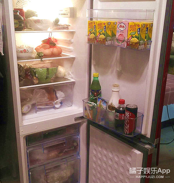 冰箱藏着一个人生活的样子,90后的秘密都在这里
