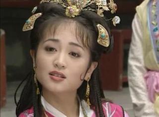 还记得《上错花轿嫁对郎》里的昌平公主吗?她现在长这样
