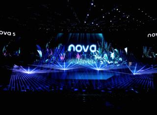 潮拍神器,华为nova5系列开启自拍流行新趋势