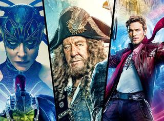 17年全球票房前十迪士尼占五部,《战狼2》又为国争光啦