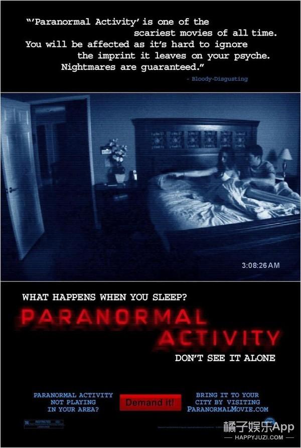 没看过几部伪纪录片,你还好意思说自己是恐怖片迷?