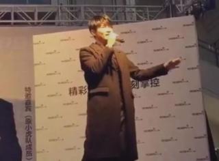 陈志朋的奇异造型是公司逼他穿的?