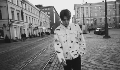 从青涩少年到成熟男人,徐海乔0417生日快乐!