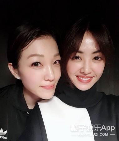 蔡依林一家颜值超高,不过她和姐姐蔡旻纹也太像了吧!