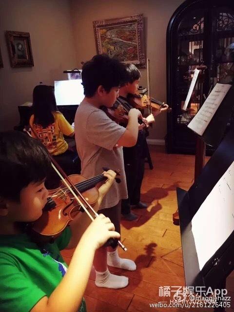 音乐世家、青梅竹马...他们是现实版《绿光森林》吧?