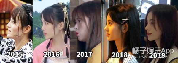 她的鼻子怎么每次都不一样?