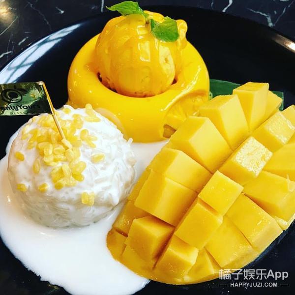 芒果摇身一变成主食,快来感受浓浓的泰式风味