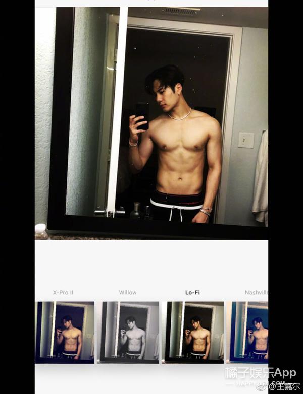 """杜淳现在长这样?男艺人健身堪比""""整容""""啊"""