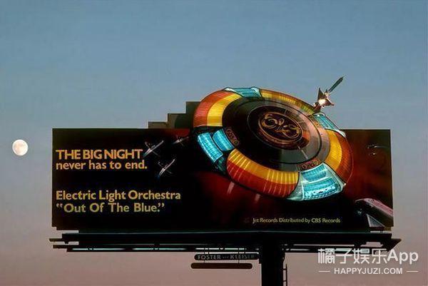 【音乐史上的今天】Pink Floyd在日落大道竖广告牌