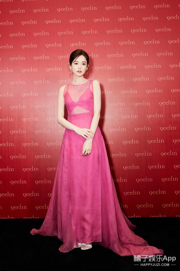 Qeelin王府中環店盛大开幕正式宣布娜扎为品牌大使!
