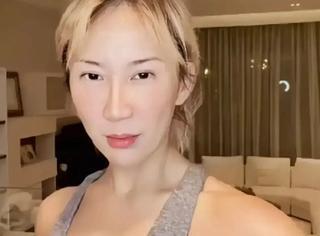 还记得CoCo李玟吗?她素颜像是换了个人?