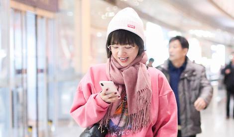 少女的日常,那必须是像马思纯一样粉粉嫩嫩啊