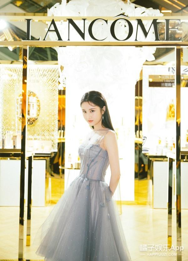 兰蔻殿堂香水限时精品店北京SKP盛大开幕