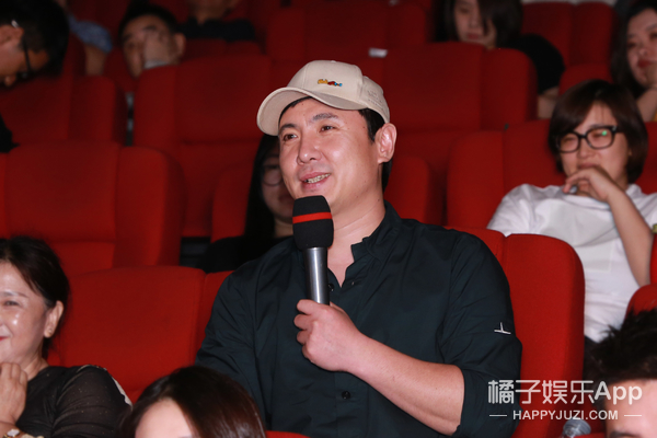 """《龙虾刑警》发布会,沈腾低调现身影院""""狂夸""""袁姗姗漂亮"""