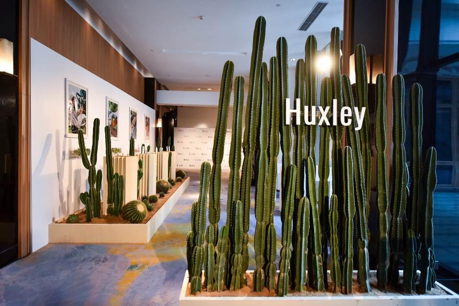 水润仙活一触即发! Huxley品牌于中国正式发布