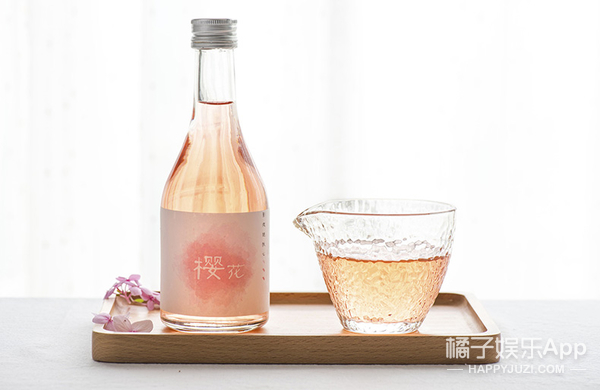春风袭来,边赏樱边喝樱花酒岂不美哉!