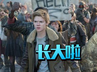 《移动迷宫3》最帅的角色,原来还演过《真爱至上》!