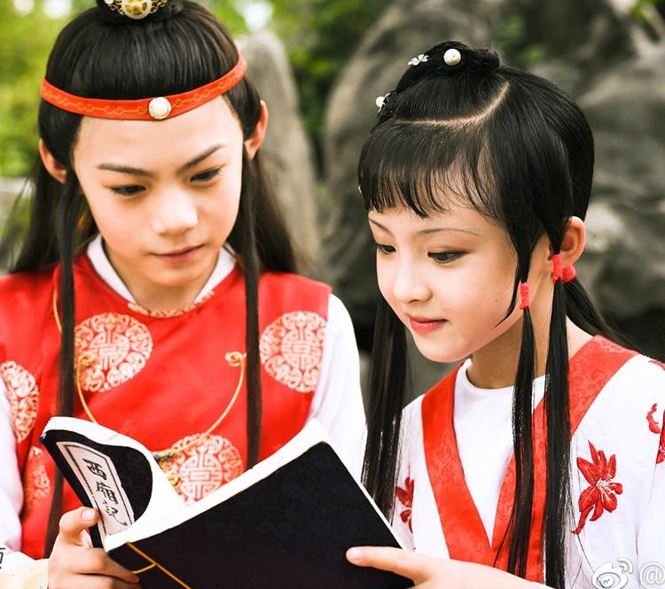 《小戏骨红楼梦》成今年最爆款青春网剧,排在前八的还有它们
