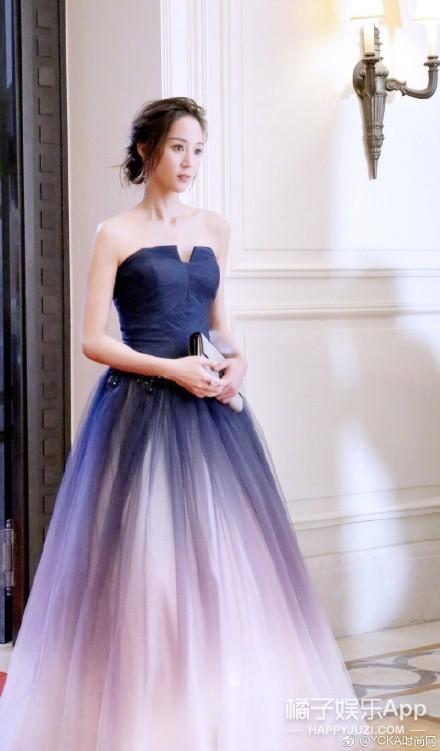 尴尬!张钧甯穿的仙女裙居然是山寨货…