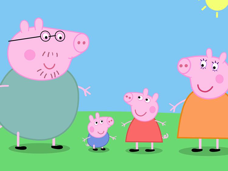 为什么社会人也喜欢小猪佩奇?