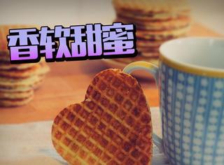 放在咖啡杯上蒸着吃的煎饼,多样改良滋味足