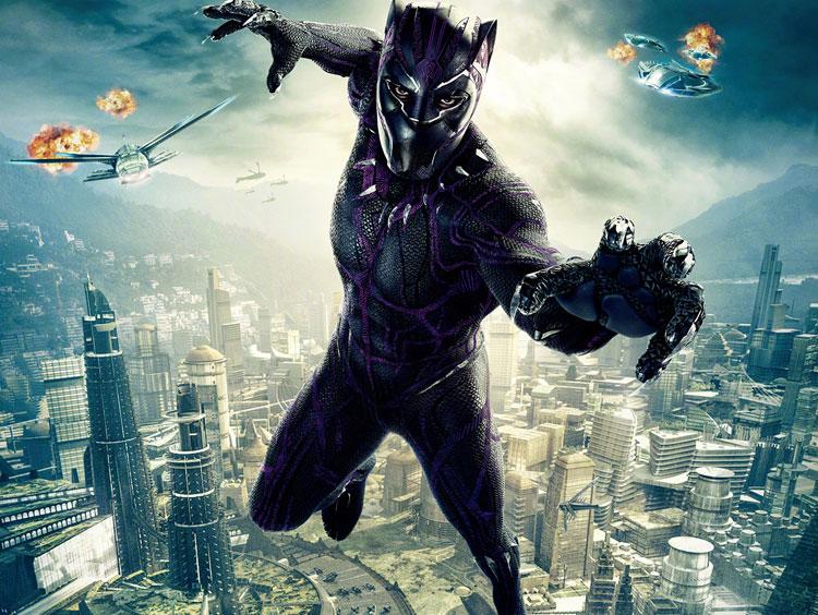 《黑豹》內地定檔!漫威第一位黑人超級英雄要上中國銀幕啦