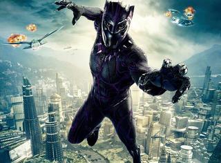 《黑豹》内地定档!漫威第一位黑人超级英雄要上中国银幕啦