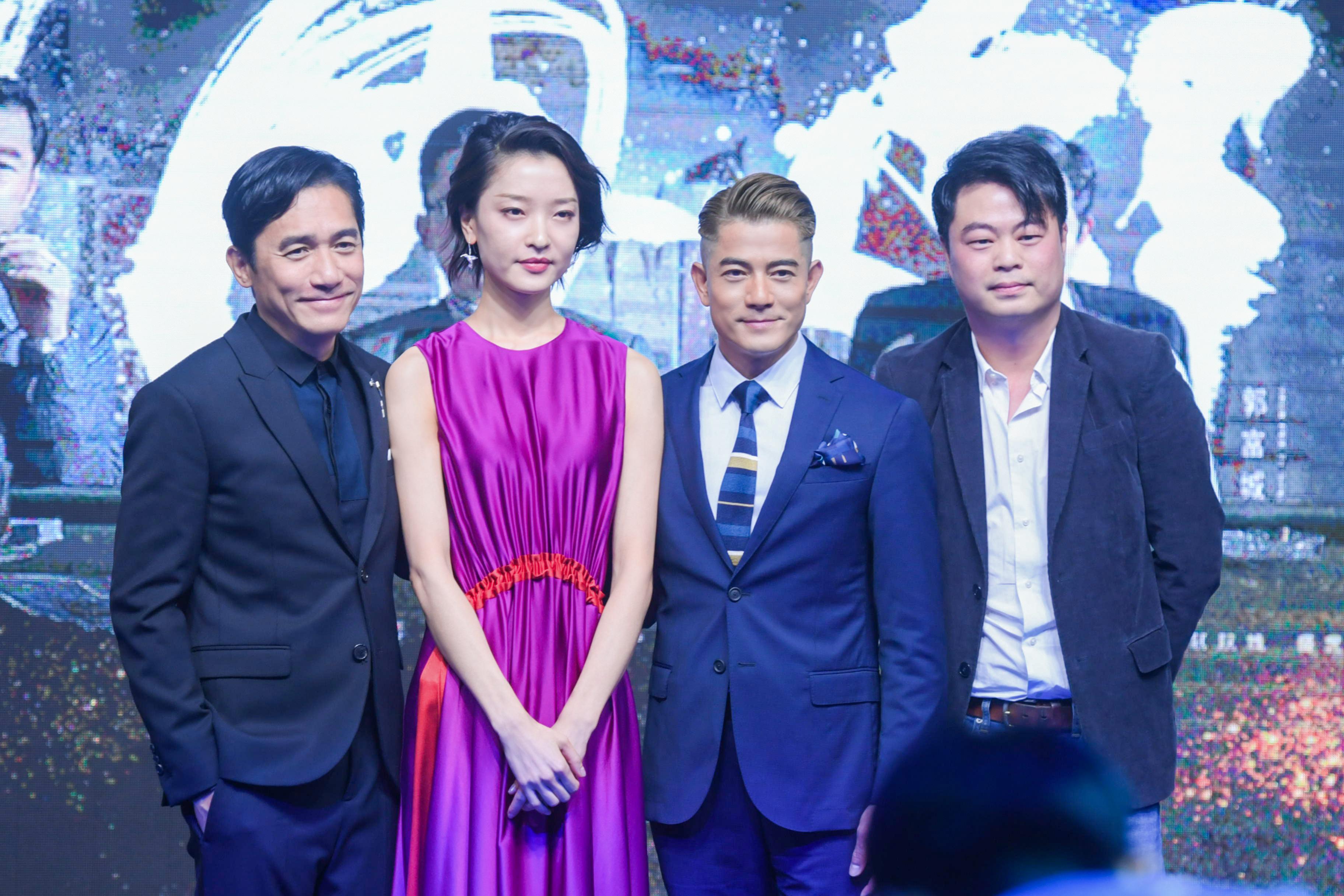 美亚娱乐领衔公布新片计划 火力全开打造高品质华语片