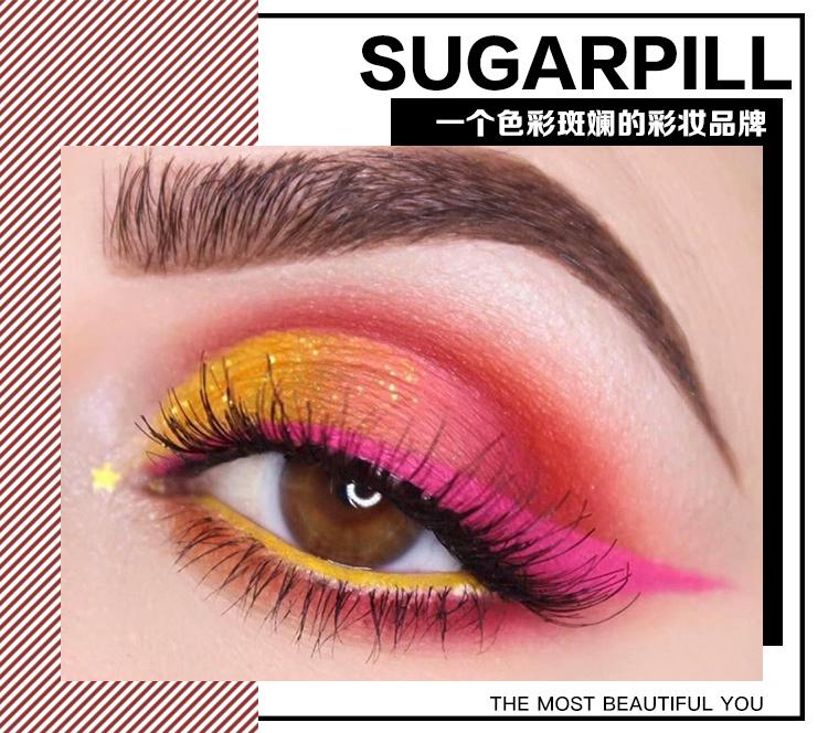 如此色彩斑斓的美妆品牌,真是大开眼界……
