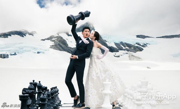 都那么有钱了拍婚纱照还要找赞助?结果拍成这样…