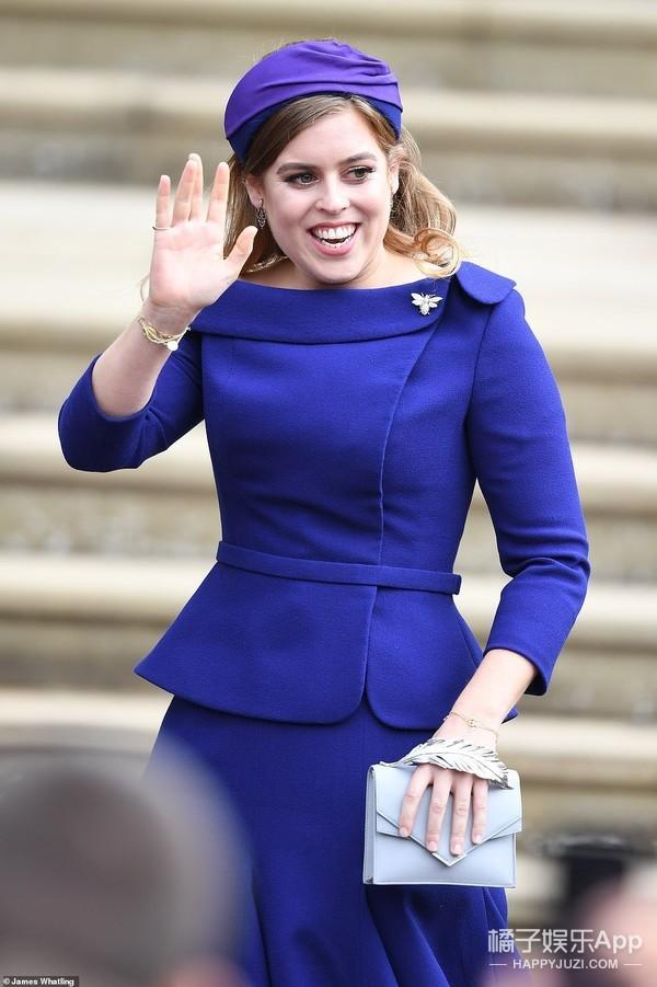 英国公主被说当�小三,大�家却在对比她和正室的颜值…