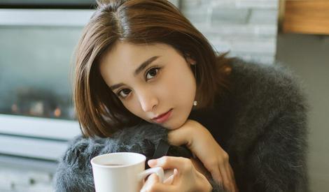 天气变冷,跟古力娜扎喝杯茶暖暖心吧