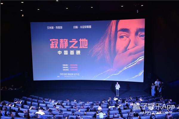 《寂静之地》首映惊喜不断,惊悚温情相得益彰获封口碑神作!