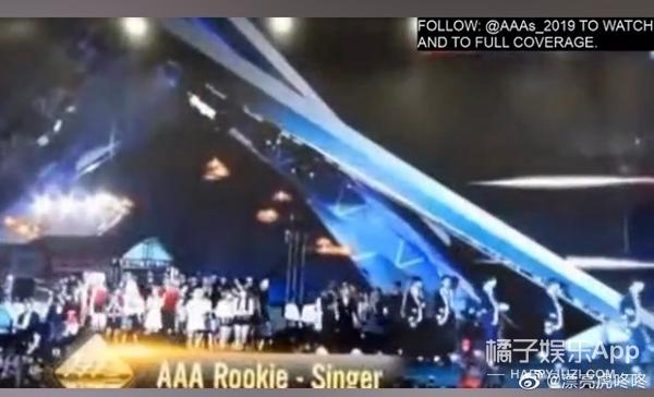 这是什么亚洲明星盛典?还不如乡村汇演...
