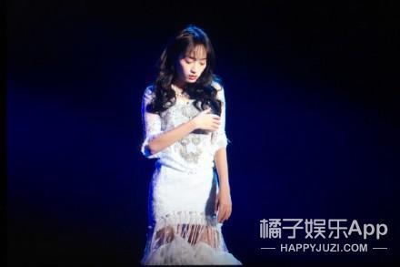 李藝彤終究還是和黃婷婷合唱了《人魚》...