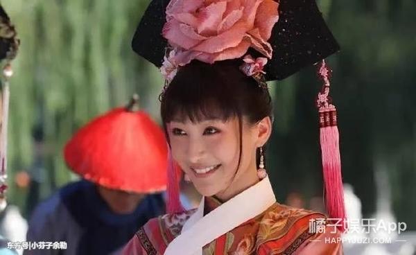 还记得《甄嬛传》的安陵容吗?她女儿好可爱啊!