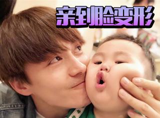 马天宇强吻小外甥到脸变形,这就是来自亲舅舅的蜜汁疼爱
