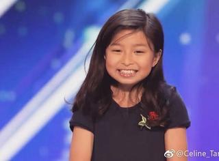 """还记得香港的""""巨肺小天后""""谭芷昀吗?她13岁长这样!"""