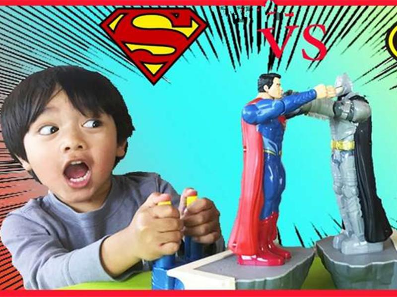 又是别人家的孩子,6岁男孩靠玩玩具赚了近一亿