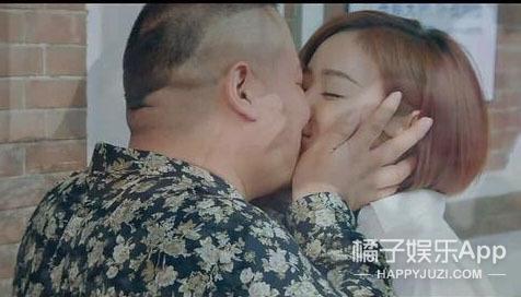 佟丽娅岳云鹏拍吻戏,这画面你能接受吗?