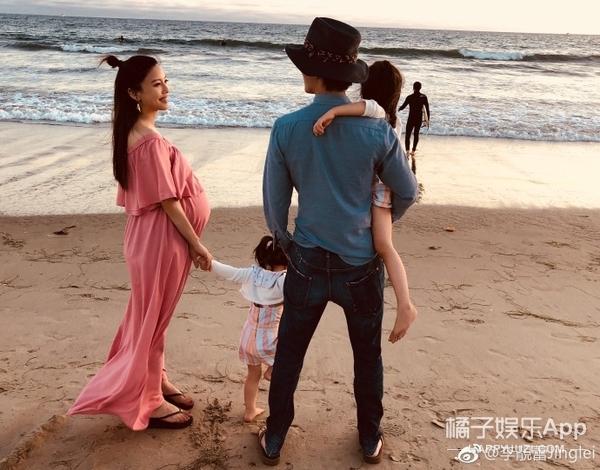 看了王力宏李靓蕾和孩子们的日常,简直甜到心颤啊!