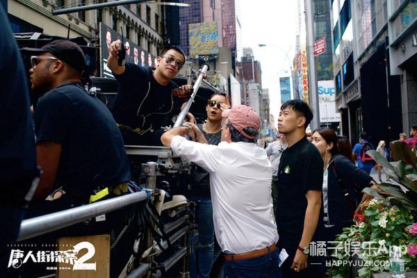 《唐人街探案2》曝国际制作特辑 首开与美国工会合作先河