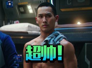 既有颜值又有肌肉,赵雅芝的小儿子这么帅的吗?