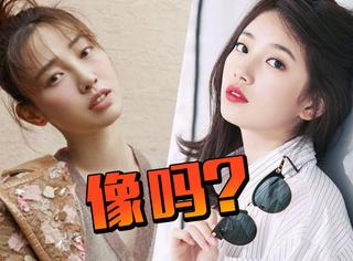 韩国网友选出的6组中韩撞脸明星,真的像吗?