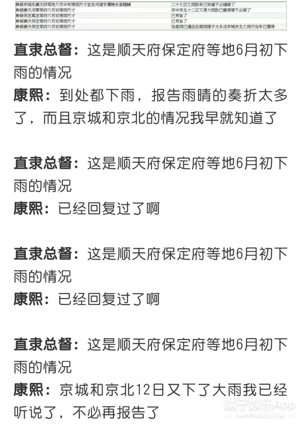 康熙和他的奏折火了…翻译成白话文竟然是这样的?