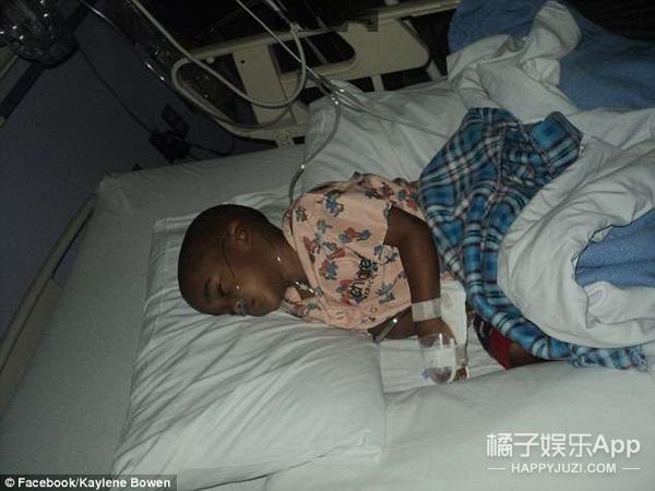 8岁男童从出生就不停去医院,然而真正有病的是他妈