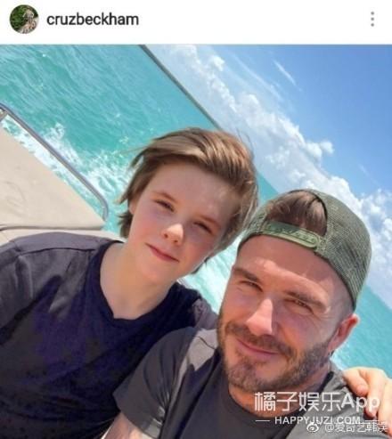 贝克汉姆的三儿子要参加韩国选秀了??
