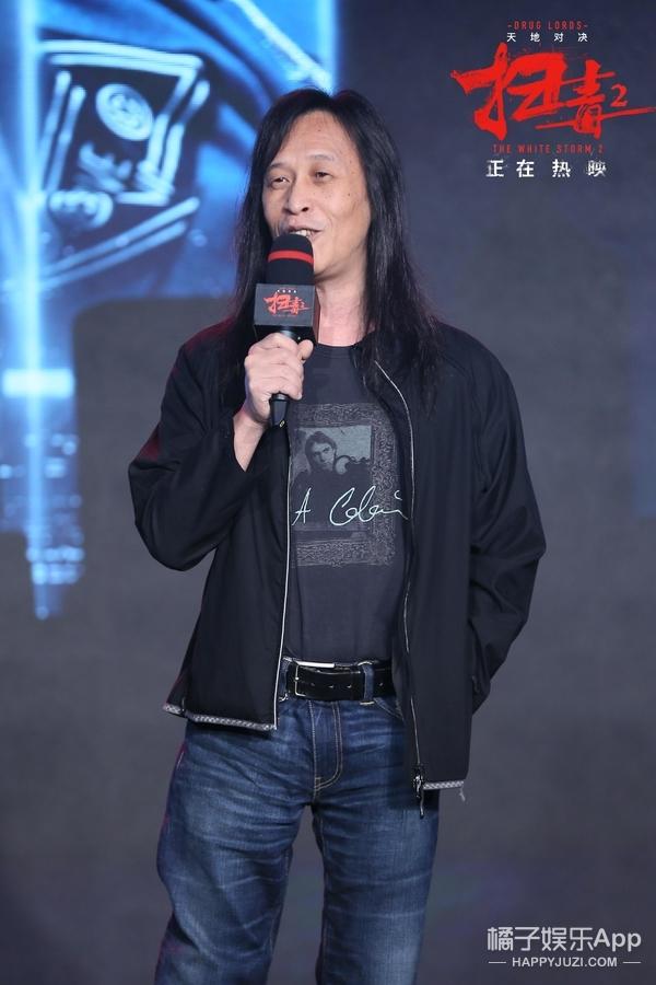 """刘德华古天乐携""""扫毒天团"""",《扫毒2》4亿票房领跑暑期"""